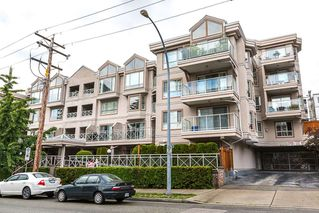 Photo 1: 305 525 AGNES STREET in New Westminster: Downtown NW Condo for sale : MLS®# R2081060