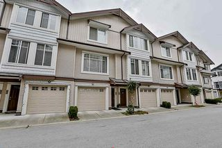 Photo 1: 27 7156 144 STREET in Surrey: East Newton Townhouse for sale : MLS®# R2101962