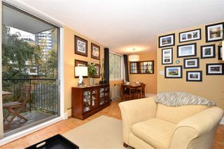 Photo 4: 308 1251 CARDERO STREET in Vancouver: West End VW Condo for sale (Vancouver West)  : MLS®# R2124911