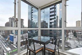 Photo 6: 1406 1068 HORNBY STREET in Vancouver: Downtown VW Condo for sale (Vancouver West)  : MLS®# R2137719