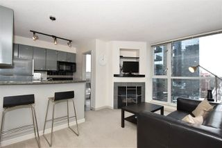 Photo 2: 1406 1068 HORNBY STREET in Vancouver: Downtown VW Condo for sale (Vancouver West)  : MLS®# R2137719