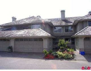 "Photo 1: 15860 82ND Ave in Surrey: Fleetwood Tynehead Townhouse for sale in ""Oak Tree"" : MLS®# F2702171"