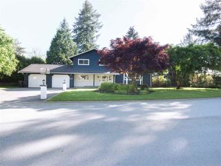 Photo 1: 19749 N WILDWOOD CRESCENT in Pitt Meadows: South Meadows House for sale : MLS®# R2338801