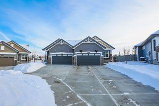 Photo 3: 21907 83 Avenue NW in Edmonton: Zone 58 House Half Duplex for sale : MLS®# E4182108