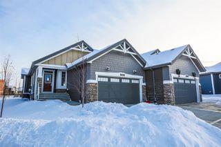 Photo 2: 21907 83 Avenue NW in Edmonton: Zone 58 House Half Duplex for sale : MLS®# E4182108