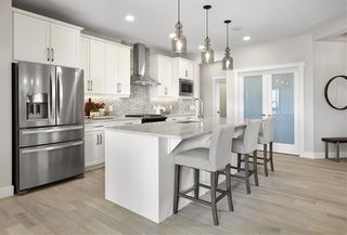Photo 1: 21907 83 Avenue NW in Edmonton: Zone 58 House Half Duplex for sale : MLS®# E4182108