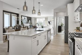 Photo 4: 21907 83 Avenue NW in Edmonton: Zone 58 House Half Duplex for sale : MLS®# E4182108