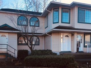 "Photo 1: 24 5750 174 Street in Surrey: Cloverdale BC Townhouse for sale in ""Stetson Village"" (Cloverdale)  : MLS®# R2429990"