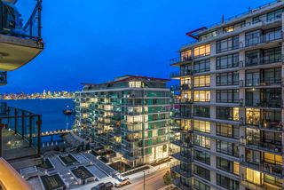 "Photo 14: 808 172 VICTORY SHIP Way in North Vancouver: Lower Lonsdale Condo for sale in ""Atrium East"" : MLS®# R2432389"