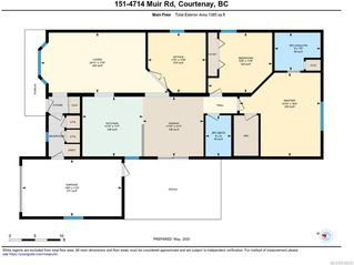 Photo 9: 151 4714 Muir Rd in COURTENAY: CV Courtenay East Manufactured Home for sale (Comox Valley)  : MLS®# 838820