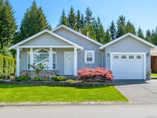 Photo 1: 151 4714 Muir Rd in COURTENAY: CV Courtenay East Manufactured Home for sale (Comox Valley)  : MLS®# 838820