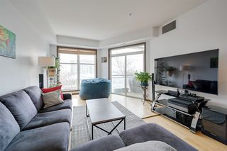 Photo 1: 402 10503 98 Avenue in Edmonton: Zone 12 Condo for sale : MLS®# E4204611