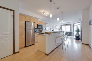 Photo 2: 402 10503 98 Avenue in Edmonton: Zone 12 Condo for sale : MLS®# E4204611