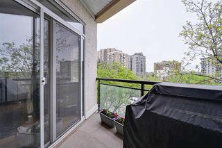Photo 23: 402 10503 98 Avenue in Edmonton: Zone 12 Condo for sale : MLS®# E4204611