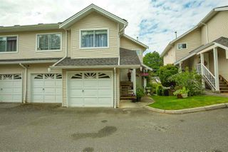 "Photo 1: 32 11588 232ND Street in Maple Ridge: Cottonwood MR Townhouse for sale in ""Cottonwood Village"" : MLS®# R2477068"