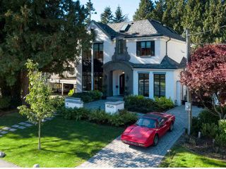 Main Photo: 8525 WILTSHIRE Street in Vancouver: S.W. Marine House for sale (Vancouver West)  : MLS®# R2514598