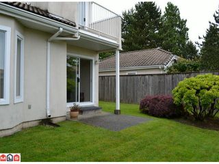 "Photo 8: 1 10062 154TH Street in SURREY: Guildford Townhouse for sale in ""WOODLAND GROVE"" (North Surrey)  : MLS®# F1215581"