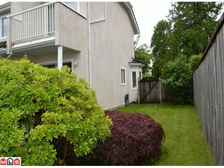 "Photo 9: 1 10062 154TH Street in SURREY: Guildford Townhouse for sale in ""WOODLAND GROVE"" (North Surrey)  : MLS®# F1215581"