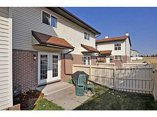 Photo 17: 48 32 WHITNEL Court NE in CALGARY: Whitehorn Townhouse for sale (Calgary)  : MLS®# C3541132