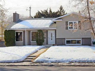 Photo 1: 607 WILLINGDON Boulevard SE in CALGARY: Willow Park Residential Detached Single Family for sale (Calgary)  : MLS®# C3554868