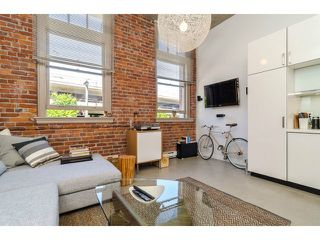 """Photo 2: # 205 546 BEATTY ST in Vancouver: Downtown VW Condo for sale in """"THE CRANE BUILDING"""" (Vancouver West)  : MLS®# V1010837"""