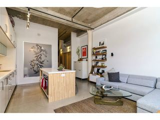 """Photo 11: # 205 546 BEATTY ST in Vancouver: Downtown VW Condo for sale in """"THE CRANE BUILDING"""" (Vancouver West)  : MLS®# V1010837"""