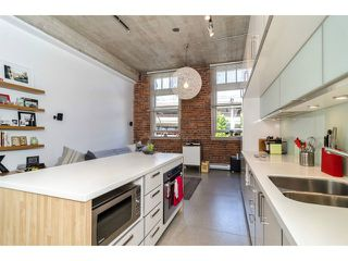 """Photo 4: # 205 546 BEATTY ST in Vancouver: Downtown VW Condo for sale in """"THE CRANE BUILDING"""" (Vancouver West)  : MLS®# V1010837"""