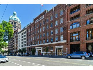 """Photo 19: # 205 546 BEATTY ST in Vancouver: Downtown VW Condo for sale in """"THE CRANE BUILDING"""" (Vancouver West)  : MLS®# V1010837"""