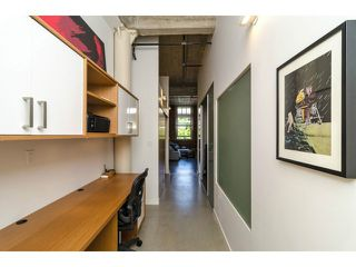 """Photo 18: # 205 546 BEATTY ST in Vancouver: Downtown VW Condo for sale in """"THE CRANE BUILDING"""" (Vancouver West)  : MLS®# V1010837"""