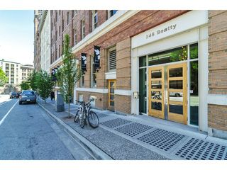 """Photo 20: # 205 546 BEATTY ST in Vancouver: Downtown VW Condo for sale in """"THE CRANE BUILDING"""" (Vancouver West)  : MLS®# V1010837"""