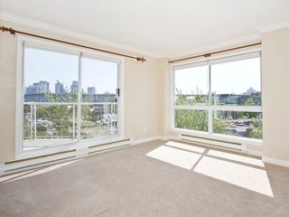 "Photo 10: # 602 1510 W 1ST AV in Vancouver: False Creek Condo for sale in ""MARINER POINT"" (Vancouver West)  : MLS®# V1020236"