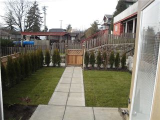 Photo 5: 133 ST DAVIDS Avenue in North Vancouver: Lower Lonsdale House 1/2 Duplex for sale : MLS®# V1027716