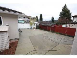 Photo 12: 6783 AUBREY ST in Burnaby: Sperling-Duthie House 1/2 Duplex for sale (Burnaby North)  : MLS®# V1057188