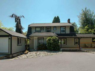 Photo 2: 11402 RIVER WYND Street in Maple Ridge: Southwest Maple Ridge House for sale : MLS®# V1079224