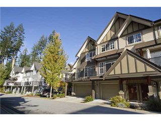 Photo 1: # 72 2200 PANORAMA DR in Port Moody: Heritage Woods PM Condo for sale : MLS®# V1073074