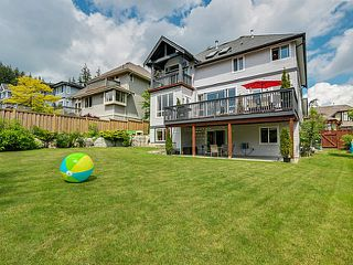 "Photo 20: 55 CLIFFWOOD Drive in Port Moody: Heritage Woods PM House for sale in ""Heritage Woods"" : MLS®# V1083235"