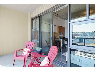 Photo 14: # 406 388 W 1ST AV in Vancouver: False Creek Condo for sale (Vancouver West)  : MLS®# V1069546