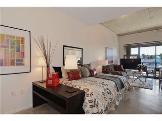 Photo 10: # 406 388 W 1ST AV in Vancouver: False Creek Condo for sale (Vancouver West)  : MLS®# V1069546