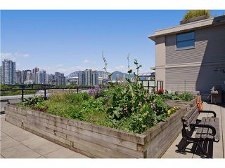 Photo 17: # 406 388 W 1ST AV in Vancouver: False Creek Condo for sale (Vancouver West)  : MLS®# V1069546