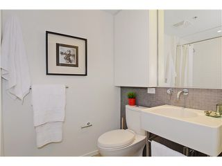 Photo 12: # 406 388 W 1ST AV in Vancouver: False Creek Condo for sale (Vancouver West)  : MLS®# V1069546