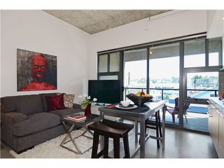 Photo 2: # 406 388 W 1ST AV in Vancouver: False Creek Condo for sale (Vancouver West)  : MLS®# V1069546