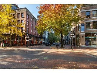 Photo 3: # 603 233 ABBOTT ST in Vancouver: Downtown VW Condo for sale (Vancouver West)  : MLS®# V1116796