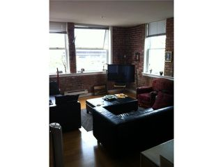 Photo 8: # 603 233 ABBOTT ST in Vancouver: Downtown VW Condo for sale (Vancouver West)  : MLS®# V1116796