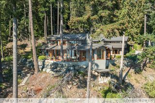 Main Photo: 1179 Fairweather Lane in Bowen Island: Fairweather House for sale : MLS®# R2110469