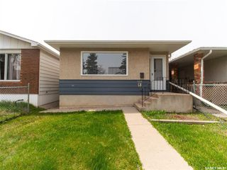 Main Photo: 1636 Rae Street in Regina: Washington Park Single Family Dwelling for sale : MLS®# SK768653