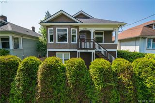 Photo 2: 1161 Chapman St in VICTORIA: Vi Fairfield West House for sale (Victoria)  : MLS®# 821706