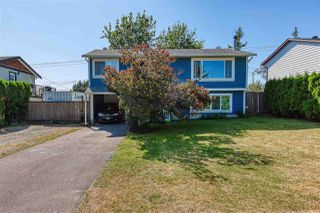 Main Photo: 2875 264A Street in Langley: Aldergrove Langley House for sale : MLS®# R2398554