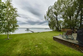 Photo 1: 35 4325 LAKESHORE Road: Rural Parkland County House for sale : MLS®# E4171883