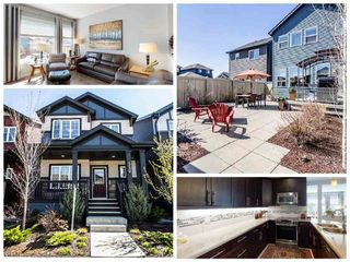 Photo 1: 5488 CRABAPPLE Loop in Edmonton: Zone 53 House for sale : MLS®# E4197011