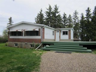 Photo 2: 545063 Hwy 893: Rural Vermilion River County Manufactured Home for sale : MLS®# E4200121